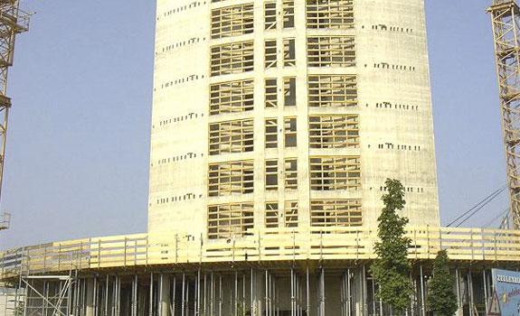 Bürohochhaus Zeulenroda