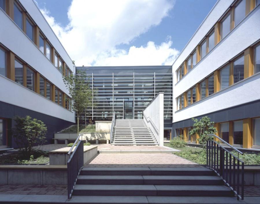 Neubau Landesumweltamt Essen